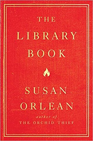 The Interchurch Center Book Club May: The Library Book by Susan Orlean May